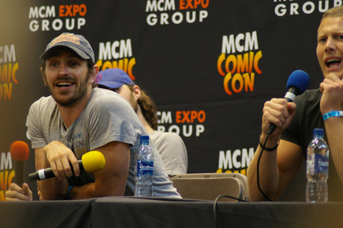 Eoin Macken (Sir Gwaine).